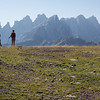 Treks in the European Alps : 7 galleries with 281 photos